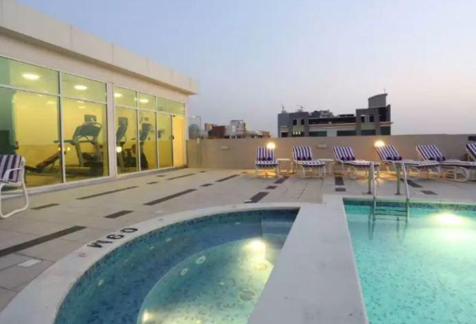 Premier Inn Dubai Silicon Oasis Interior8