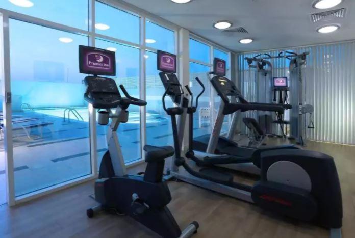 Premier Inn Dubai Silicon Oasis Interior9