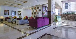 Park Inn by Radisson Hotel Apartments - Al Barsha