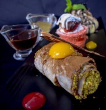Smoqoholic Seafood Restaurant Cafe Food4