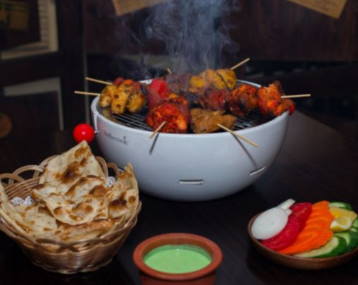 Tandoor Palace Food6
