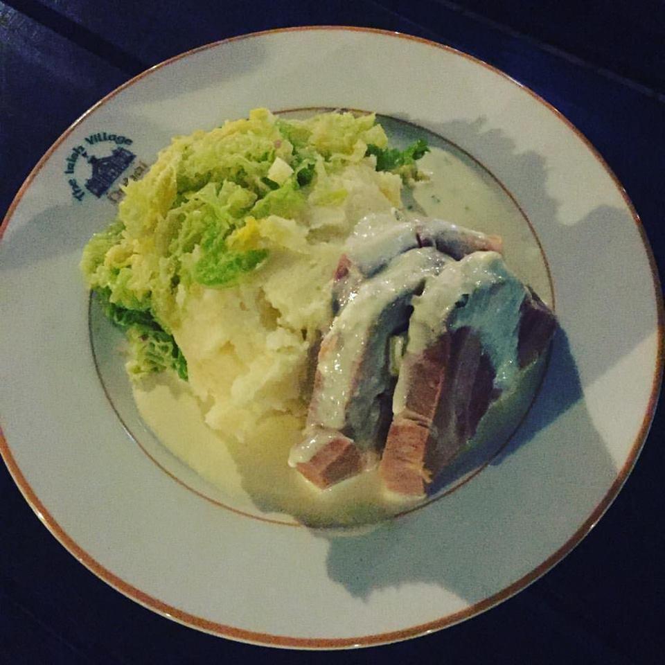 The Irish Village Food2