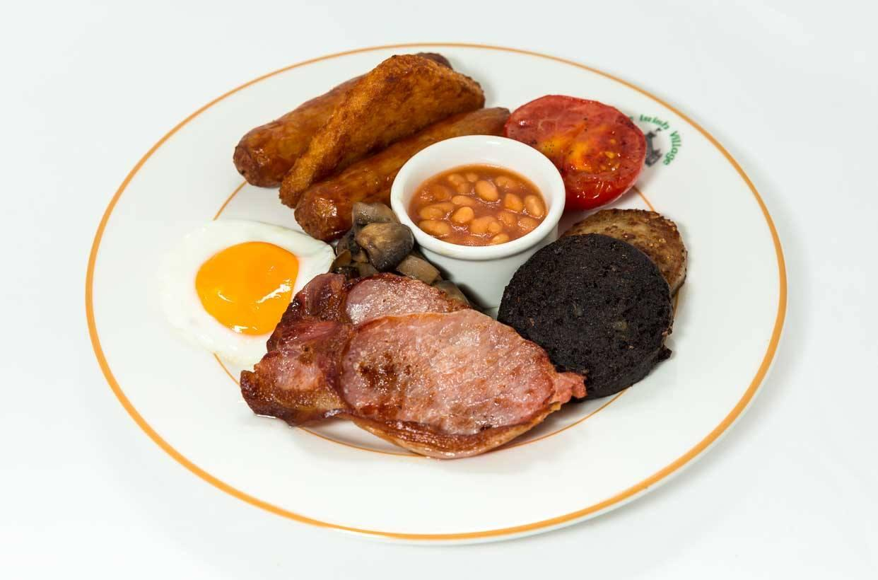 The Irish Village Food4