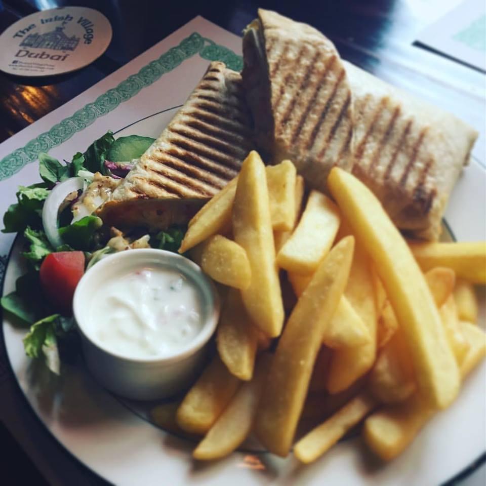 The Irish Village Food5