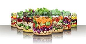The Salad Jar