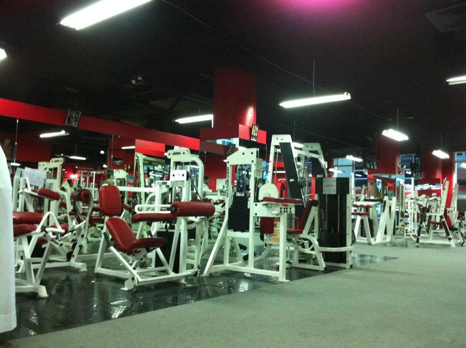 Unifit Gym 1