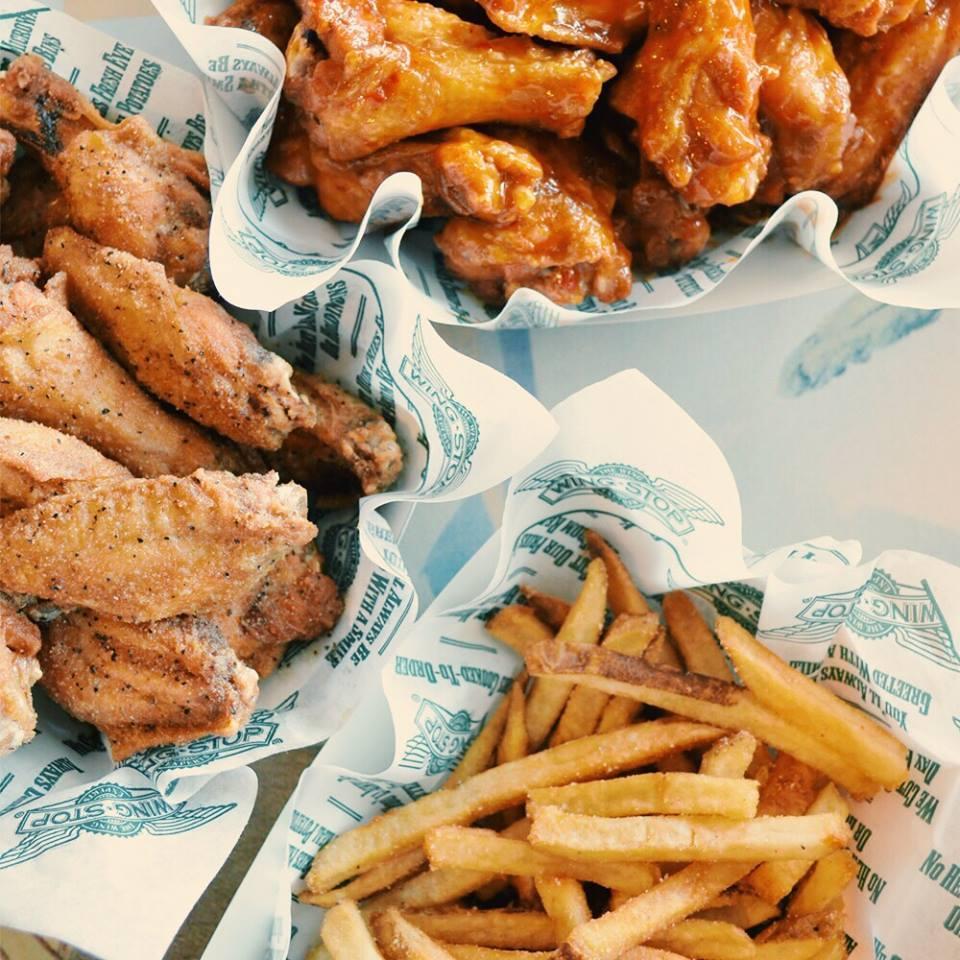 Wing Stop Food2