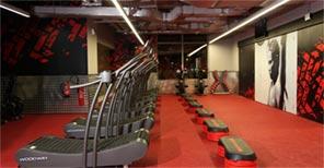 Fitness First- XFit Dubai Media Studio