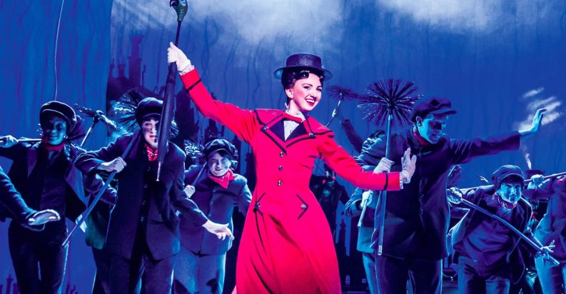 Mary Poppins The Musical at Dubai Opera, May 1, 2017 - May 25, 2017.