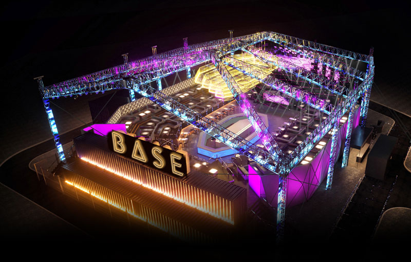 New nightlife venue base to open at dubai design district for Hotel near dubai design district
