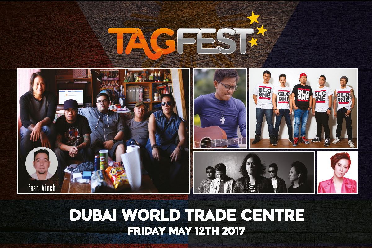 TagFest 2017 at Dubai World Trade Centre, 12 May 2017