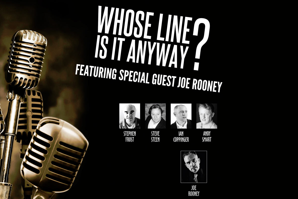Whose Line Is It Anyway at Madinat Theatre, 12 May 2017