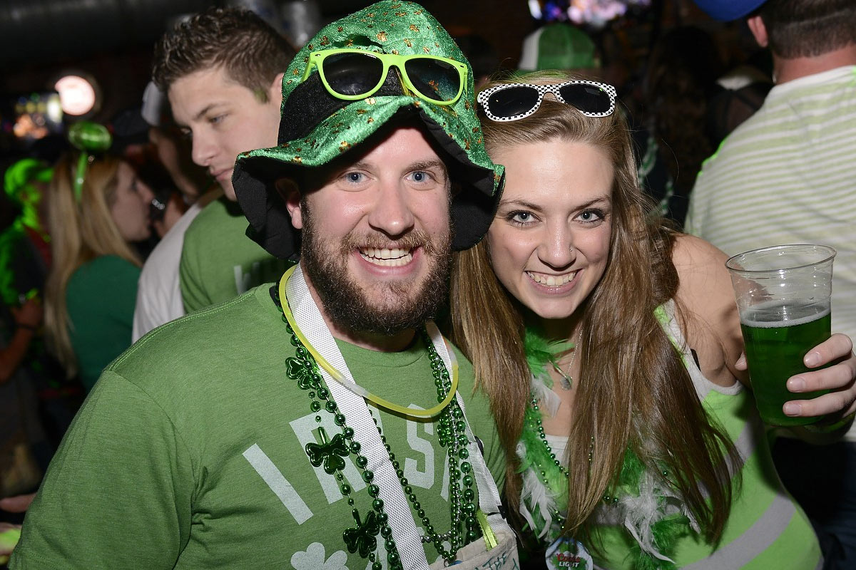 Paddy's Day Party