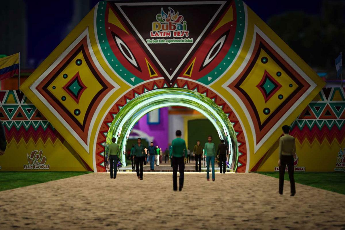 Dubai Latin Fest 2017
