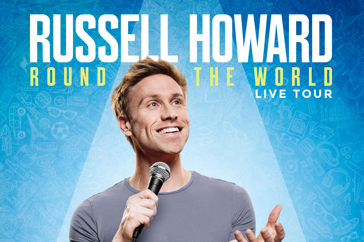 Russell Howard: Round The World