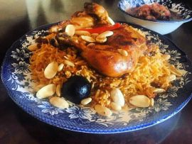 Bait Maryam Food6